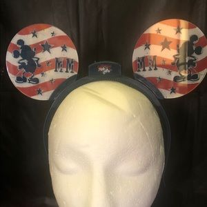 Disney Mickey Mouse 4th of July Headbands